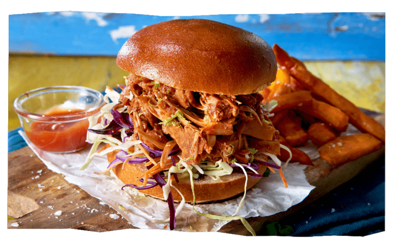 Pulled jackfruit American style_frame